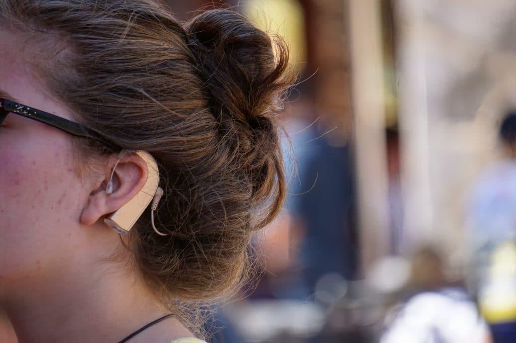 Wear Hearing Aids